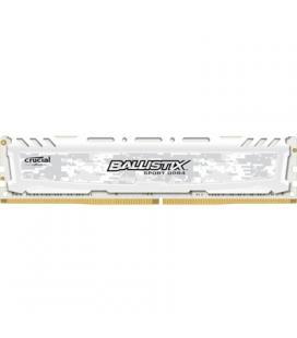 Crucial Ballistix Sport LT 4GB DDR4 2400MHz Blanca