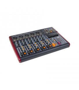 QPM-802 MESA MEZCLADORA P.A DSP QP-AUDIO