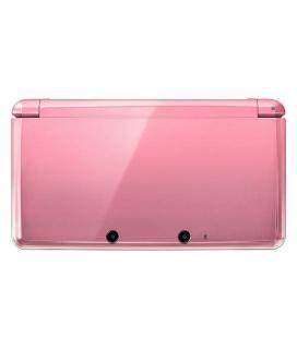 Carcasa Nintendo 3DS Rosa - Imagen 1