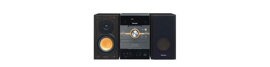 Equipos de audio y Hi-Fi