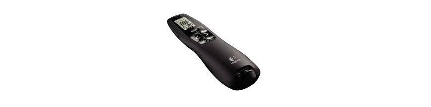 Presentadores y mandos a distancia PC