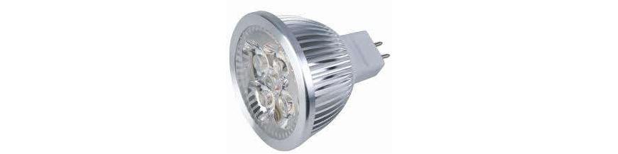 Bombilla LED MR16 GU5.3 12V