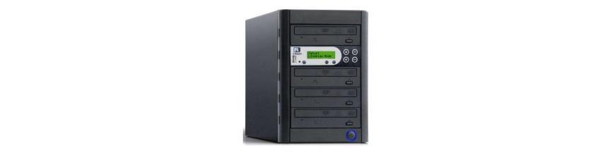 Duplicadoras CD/DVD