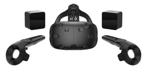 GAFAS DE REALIDAD VIRTUAL HTC VIVE ORIGINAL - FULL KIT