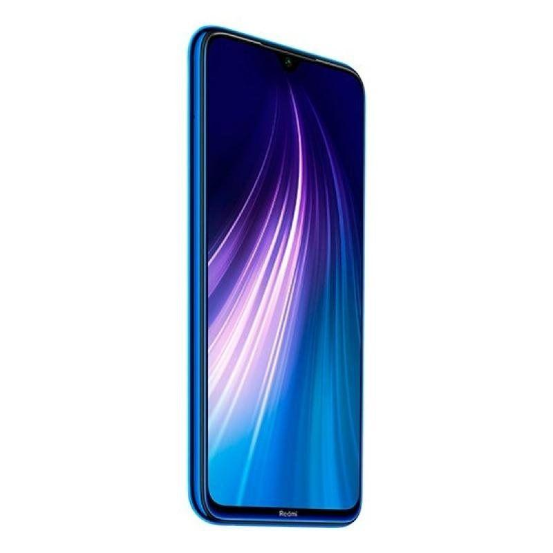 "SMARTPHONE MÓVIL XIAOMI REDMI NOTE 8T STARSCAPE BLUE - 6.3""/16CM - SNAPDRAGON 665 - 4GB RAM - 64GB -"