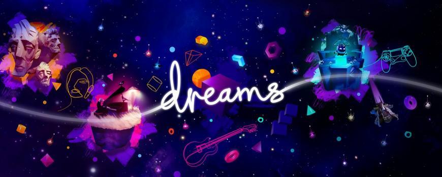 Dreams, el videojuego infinito para los que quieren ser creativos