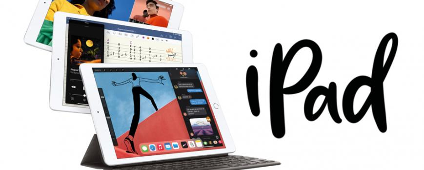 Apple iPad (2020): larga vida al TouchID en el nuevo tablet de la gama más básica